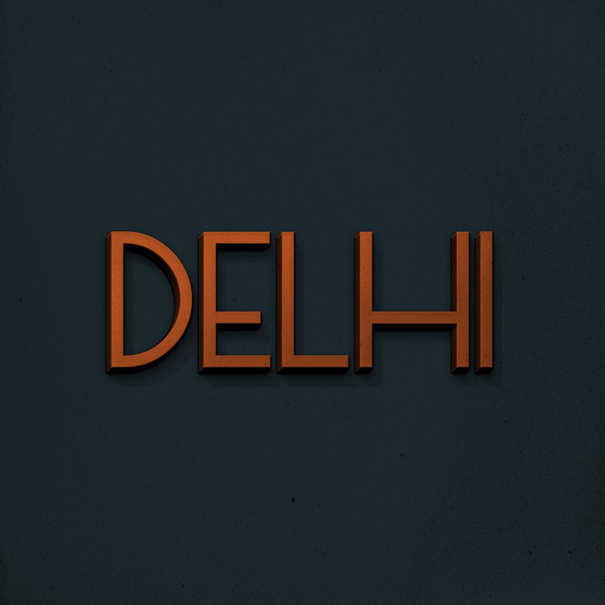 Delhi Font Download