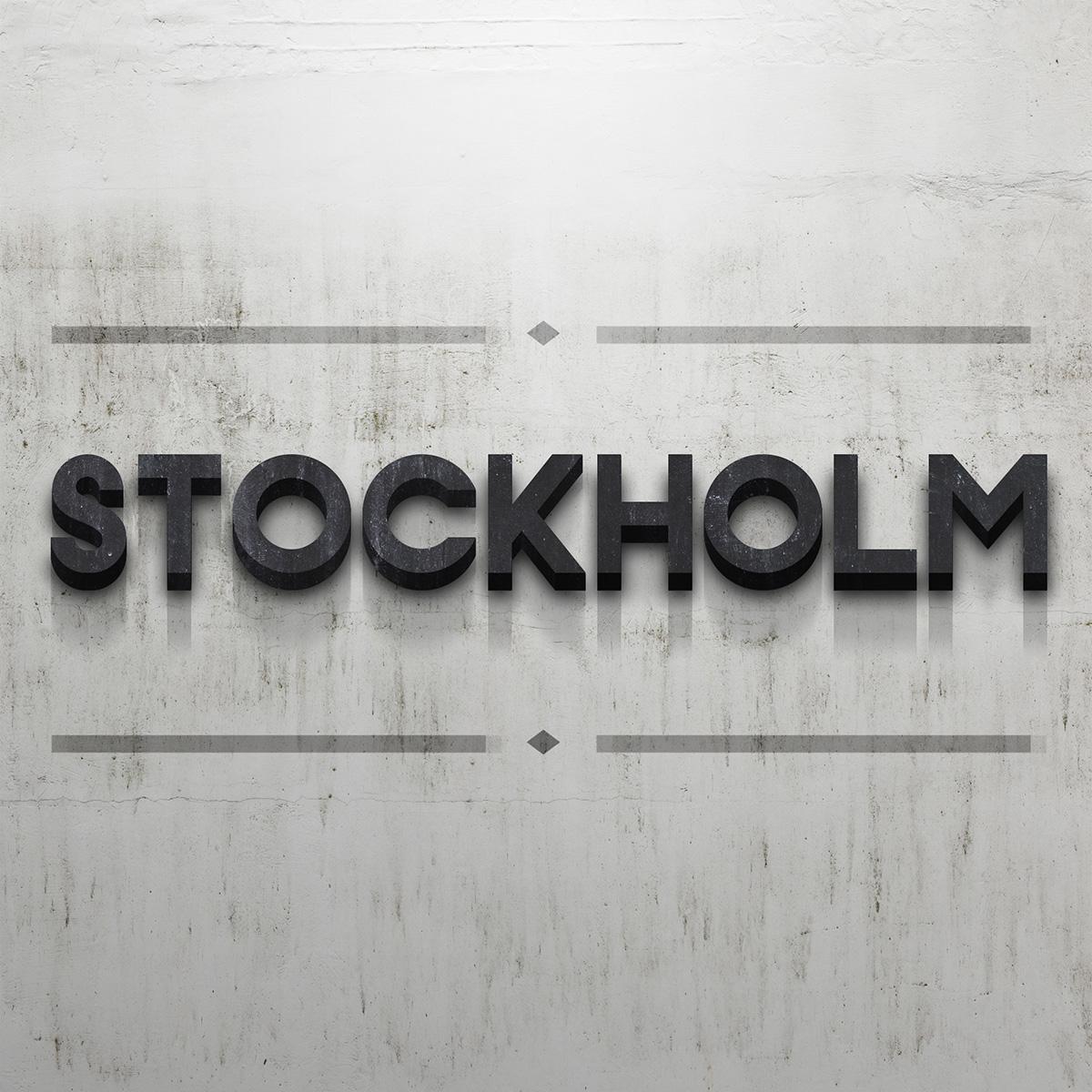Stockholm Font Download